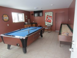 Campground Pool Hall