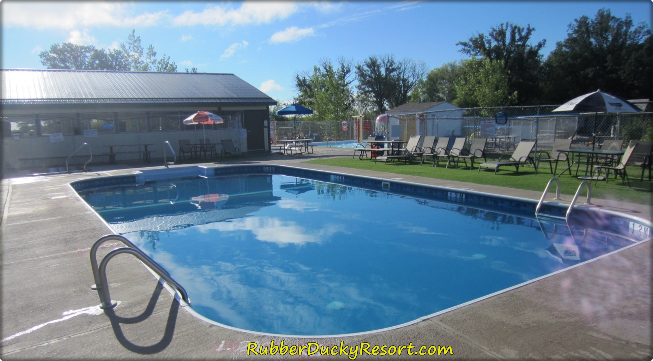 Campground Heated Pool